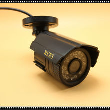 High Resolution AHD Camera 1MP 1280*720P Night vision IR Bullet Cam with 3.6mm Lens