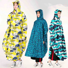 XL raincoat women Men waterproof,Rain Wear Outdoors Rain coat Poncho jacket capa de chuva Chubasqueros Impermeables Mujer(China)