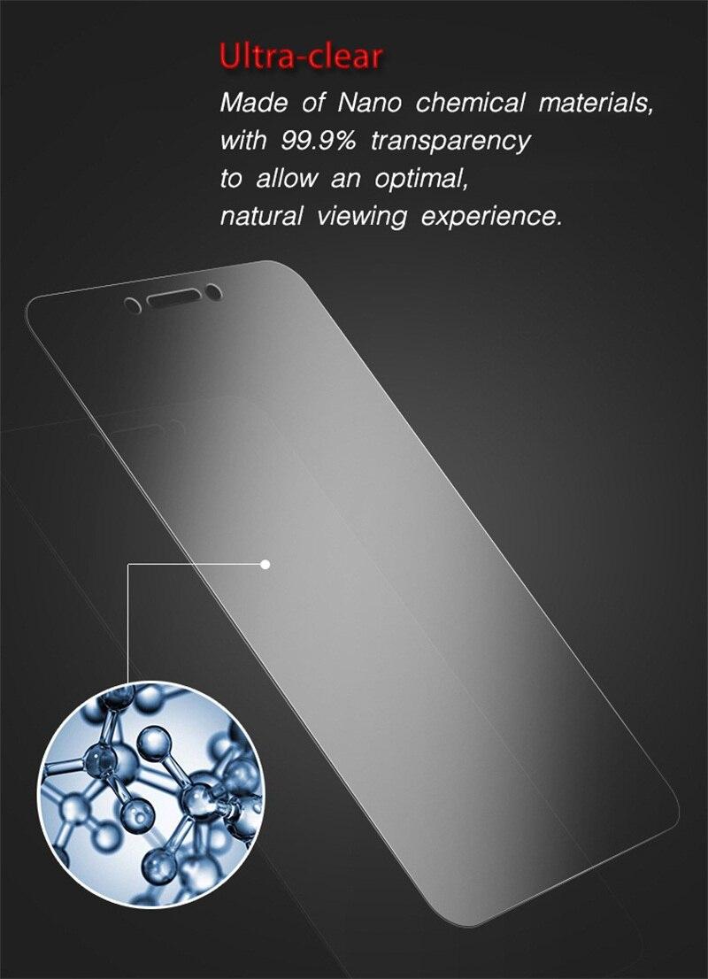 4. Screen Protector for Xiaomi Redmi 5 5A 5Plus