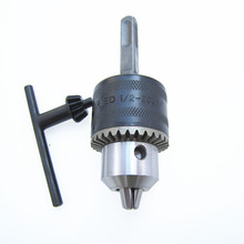 Electric hammer drill conversion special clamp Percussion drill three jaw clamping chuck(China)