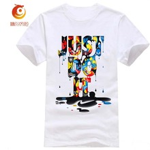 White Tshirt MenT Shirt Summer 2017 Tops Camiseta Masculina O-neck Brand Fashion Cotton Letter T-Shirts Tees Hip Hop Clothing