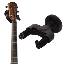 14cm Plastic Guitar Hanger Holder Rack Bracket Hooks Stand Wall Mount Wall Hanging Hanger for all Size of Guitar