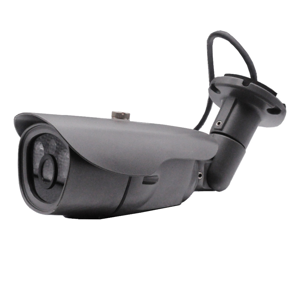 3.6mm Network Wired CCTV Camera Waterproof Outdoor Infrared CCD Security Surveillance Indoor H.264 PAL NTSC BNC Home IP Camera<br>