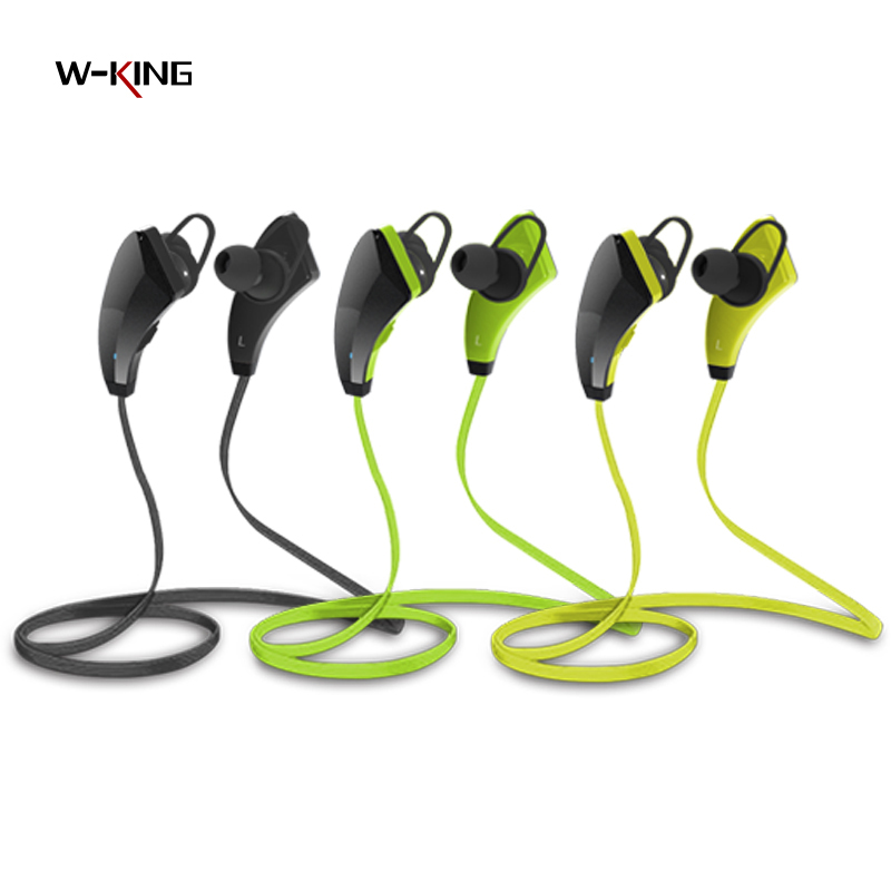 W-King S12 New Fashion Game Sport Headset Wireless Waterproof Sweatproof Headphone Noise Cancelling Bluetooth Headphone