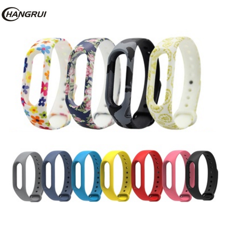 New Colorful Xiaomi Mi Band 2 Wristband Silicone Strap Belt Accessories for fitness tracker Xiaomi Miband 2 Bracelet replacement<br><br>Aliexpress
