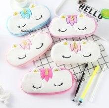 Super HOT, Plush Unicorn Coin Purse Wallet , Coin Pouch Case BAG , 8CM , 10CM , 20CM , 3Sizes - Pocket BAG Handbag Key Pouch(China)