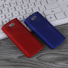 Hot Luxury Mesh Net Capas For Nokia X3 02 Grid Frosted Case Quicksand Matte Coque Fundas Cover For Nokia X3-02 Screen Protector