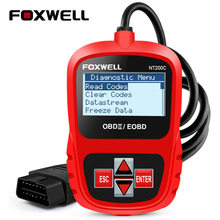 Buy FOXWELL NT200 OBD2 Car Auto Diagnostic Scan Tool Multi-languages OBDII EOBD Engine Fault Code Reader Scanner Automotive for $36.24 in AliExpress store