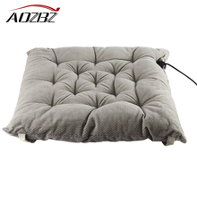 Car Heated Seat Cushion Heating Pad Cover Hot Warmer Separated Control I/II Mode for Cold Weather Winter Driving 12V(China)