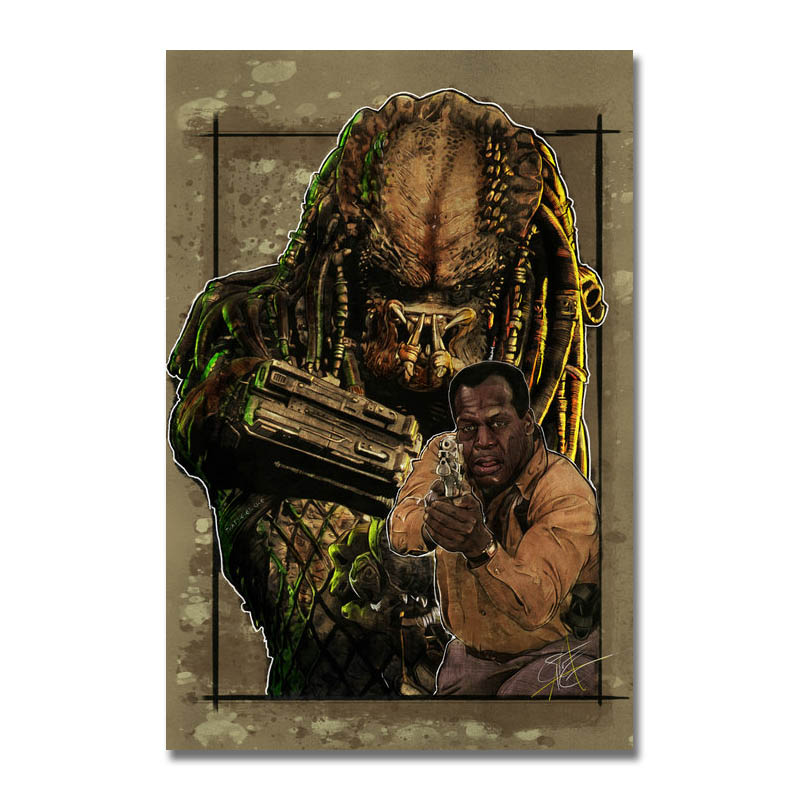 BAD BOYS 2 Hot Movie Art Silk Canvas Poster 13x18 24x32 inch