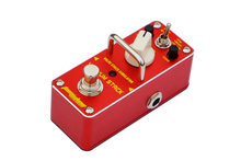 Free Shipping AROMA AVS-3 VACUUM STACK Valve stack simulator distortion Mini Analogue Effect True Bypass(China)