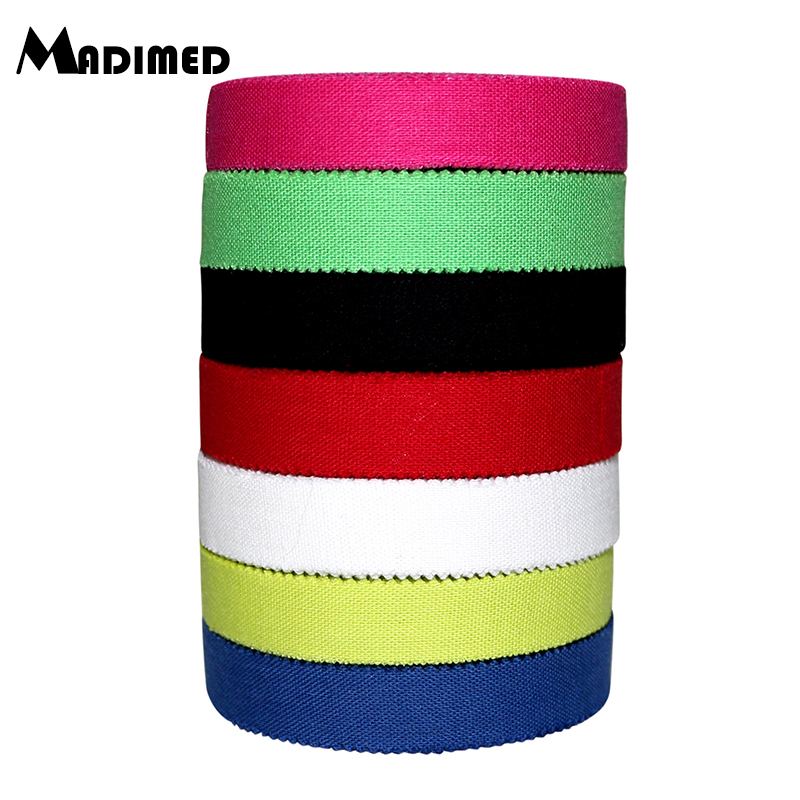 20 Rolls 1.25cm*10m Colorful Finger Tape  Cotton Sports Roll Finger Protect Beach Volleyball Adhesive Tape Zigzag Edge Tapes<br>