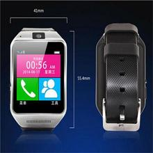 New Android Smart Bluetooth Watch Touch Screen Smartphone Watch GPS Navigation Function Cell Phone Watches HYH-WGV08