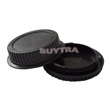 JETTING Practical Body Cover+Lens Rear Cap for CANON EF Camera and Lens Protect