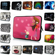 For HP Acer 13 15 17 Inch Soft Notebook Cases Fashion 10 14 7 Inch Laptop Sleeve Bags Portable Tablet Cover Computer 12 Inch Bag