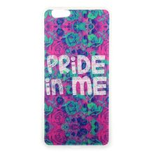 Pride in Me Clear Edge Soft Silicon Painting Back Cover Case For OPPO Find 9 (Clear)