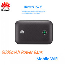 Original Huawei 9600mAh Power Bank 4G LTE WiFi Router Huawei E5771