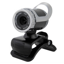 ANC A859 USB 2.0 Web Cam 20 Meg HD Camera 30 Degree Rotated Webcam with  Microphone PC