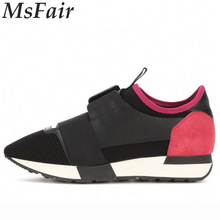 Buy MSFAIR 2018 New Women Running Shoes Jogging Canvas Walking Super Light Flat Outdoor Athletic Sport Shoes Women Sneakers for $93.00 in AliExpress store