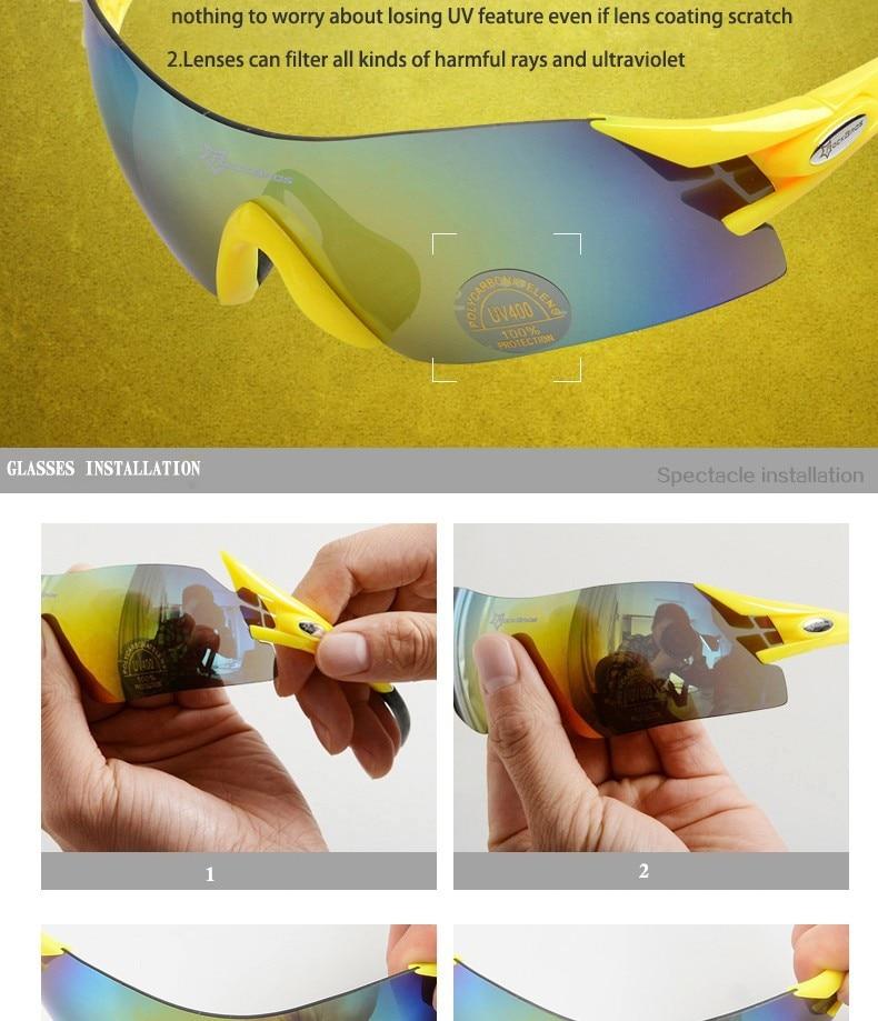 0d519899b3 ROCKBROS UV400 Cycling Glasses Sports Sunglasses For Men Women Bicycle  Goggles MTB Motorcycle Fishing Glasses Eyewear Ciclismo