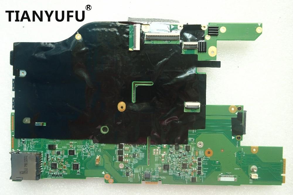 For Lenovo ThinkPad Edge E520 Laptop Motherboard Intel 04W0720 DDR3 HM65