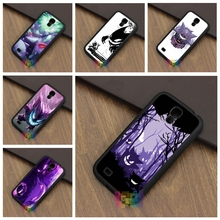 Gengar Pokemon Poison Forest fashion phone case for samsung galaxy S3 S4 S5 S6 S6 edge S7 S7 edge Note 3 Note 4 Note 5 #qk161
