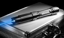 Most Powerful Burning Laser Torch 450nm 500000mw 500W Focusable blue laser pointer burn paper free shipping