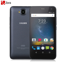 UHANS H5000 4G LTE Smartphone 5 Inch HD MTK6737 Quad Core Android 6.0 3GB RAM 32GB ROM 13MP 4500mAh Fast Charge Mobile phone - Zora Ann's store