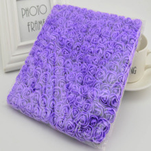 144pcs 2cm MINI foam roses for home Wedding fake Flower Decora Scrapbooking diy wreath gift box cheap Artificial Flower Bouquet