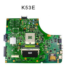 For Asus K53E K53SD motherboard mainboard 60-N3CMB1300-D02 60-N3CM1500-C09 REV 2.3 2.2 tested Perfect and free shipping