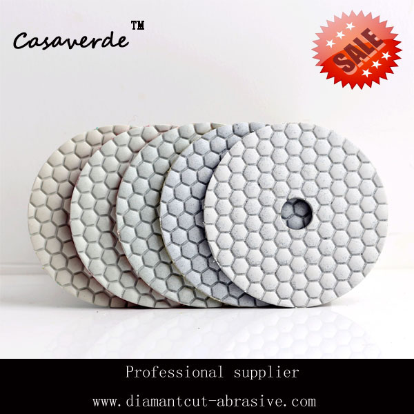 Free shipping DC-AWTPP02 D100mm (4 inch) granite diamond dry polishing pads for stone<br><br>Aliexpress