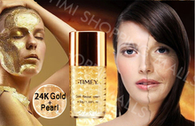 famous brand 24k Gold revive cream hyaluronic anti aging wrinkles fade fine lines instantly ageless products(China)