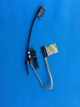 New Laptop Lcd Cable For Asus Zenbook UX301LA UX301L UX301 Wiht Right Side Lcd Hinges P/n: 14005-01030000(China)