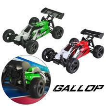 RC Car 1:18 2.4GHz Radio Remote Control Model Off-Road Vehicle Shock-Resistance Toy Electric Big Wheels Car For Children(China)