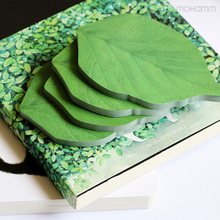 1 Pcs Cute Kawaii Tree Leaves Korean Japanase 50 Sheets Memo Pad Post It Sticky Notes Memo Pad School Office Supplies Stationery