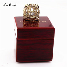 The United States 8 to 14 years old size 1994 St. Francis 49 people Super Bowl Champion Ring / Ring and wooden box