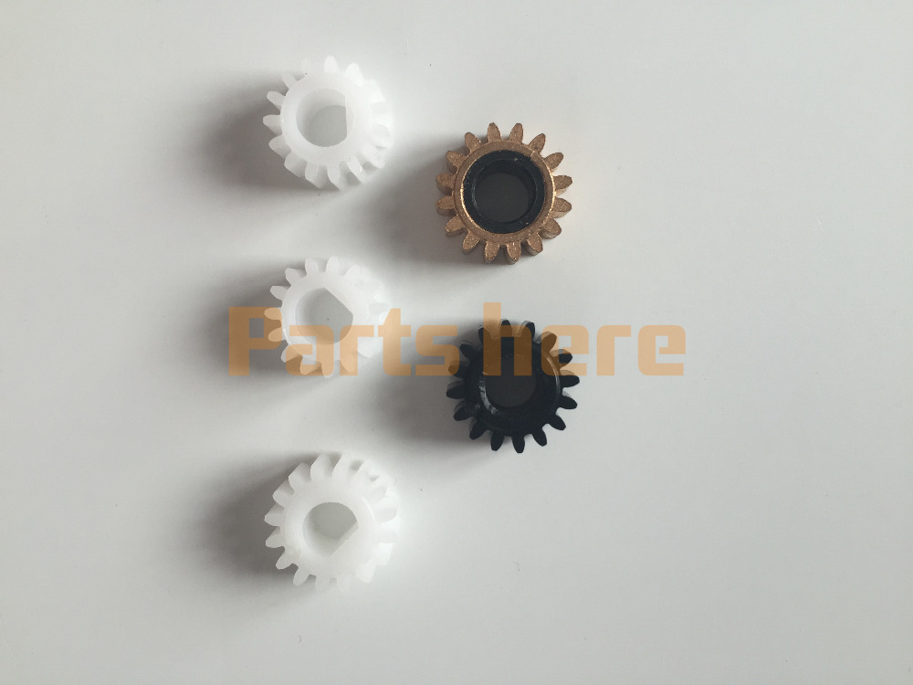 Compatible 411018-Gear AB41-1018 AB411018 Developer Gear Kit Set for Ricoh for Aficio 1022 1027 1032 2022 2027 2032<br><br>Aliexpress