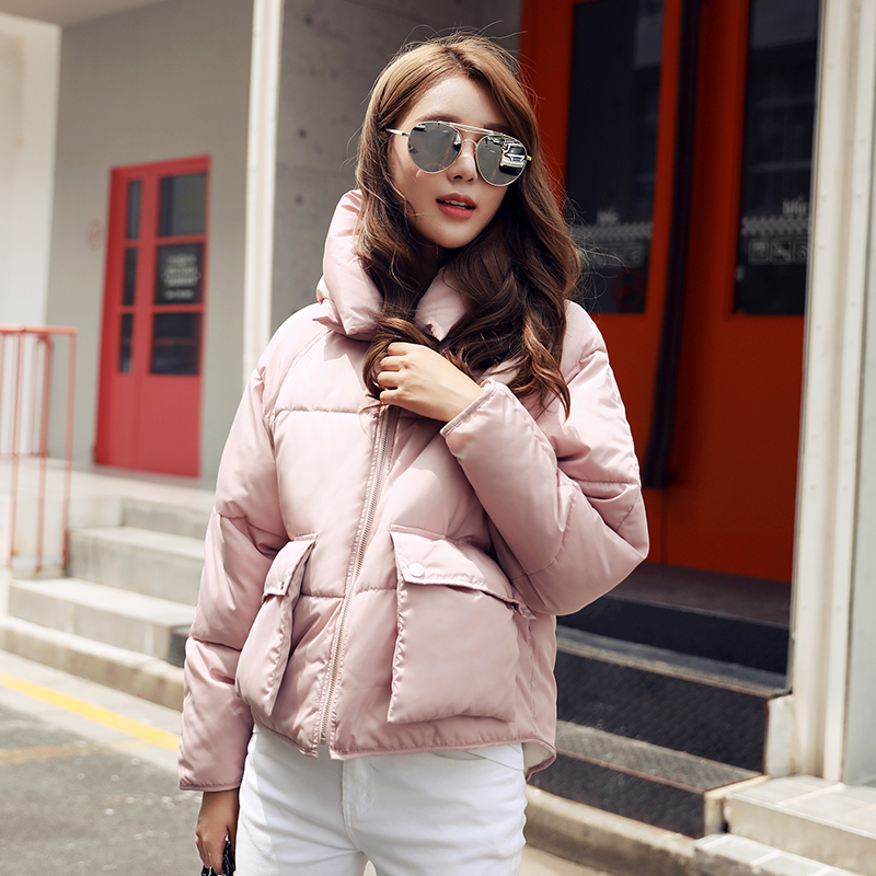 winter women down coat on sale womenscoats going out jackets pink ladies coat bomber jacket clothes jackets slim Hoodies Parkas