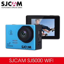 Original SJCAM SJ5000 WiFi Action Camera 1080P Full HD Sports DV 2.0 inch Diving 30M Waterproof Mini Camcorder Helmet Camera(China)