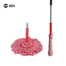 Self-twisted water mop Squeeze water Tow head Rotate Mop Lazy Do not wash hands Twist Swivel Carrying Type Telescopic Magic Mop