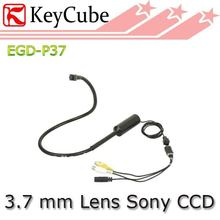 Can Be Bend Mini Sony CCD Camera Pinhole 3.7mm LENS Snake Endoscope Tool Camera Pipeline detection tools Free Shipping(China)