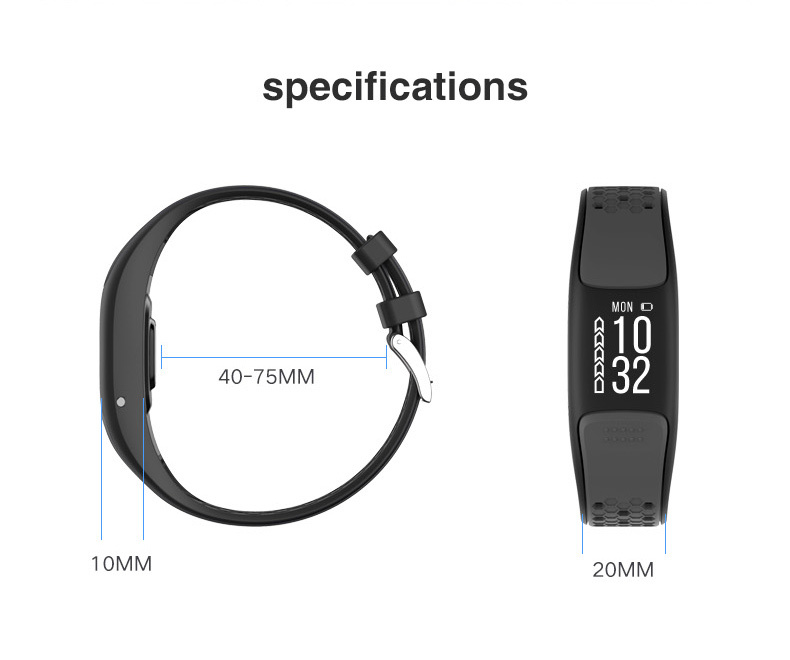 Smart Sport Fitness Bracelet 22