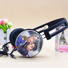 Elivebuy Yuri on the ice Computer Gaming Headphone Internet Cafe Special Gamer Headphones kulaklik Fashion PC Headset(China)
