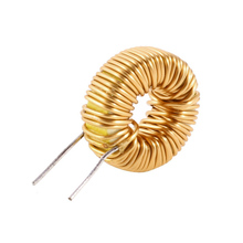 10 Pcs Toroid Core Inductor Wire Wind Wound 47uH 38mOhm 3A Coil(China)