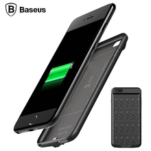 BASEUS Battery Case For iPhone 6 6S 2500mAh Power Bank Backup Battery Charger Case Cover For iPhone 6 / 6s Plus 3650mAhh Charger