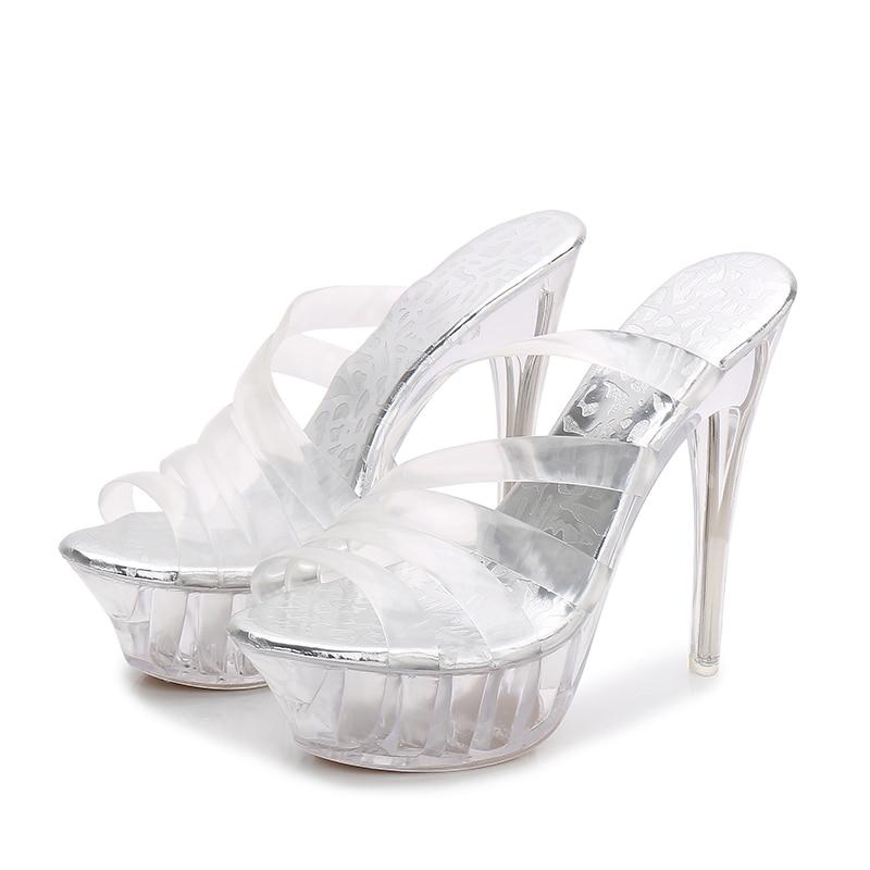 Detail Feedback Questions about Women Summer Shoes Ladies PVC ... 3746e1b4f47d