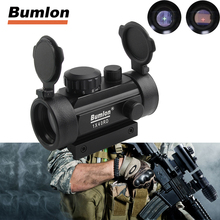 Tactical Holographic Sight Green Red Dot Sight Scope 1x40mm Cross Hair  Riflescope with 11mm 20mm Rail Mount For Airsoft 5-0024