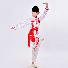 Buy Children Clothes Set Breathable Boys Clothes Stand Collar Kung Fu Clothes Long Sleeve Kids Clothing Wushu Costume 3 Colors for $15.99 in AliExpress store