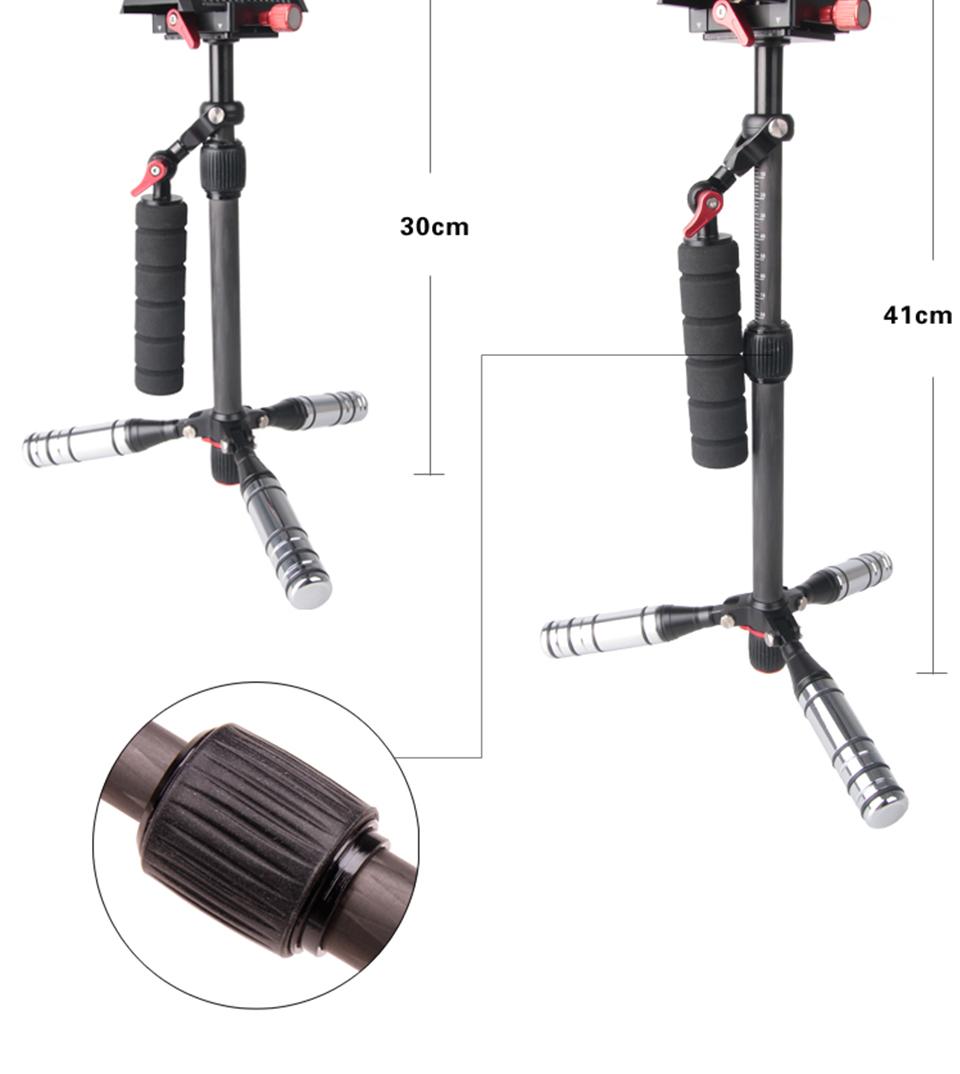 Handheld Stabilizer Tripod (8)