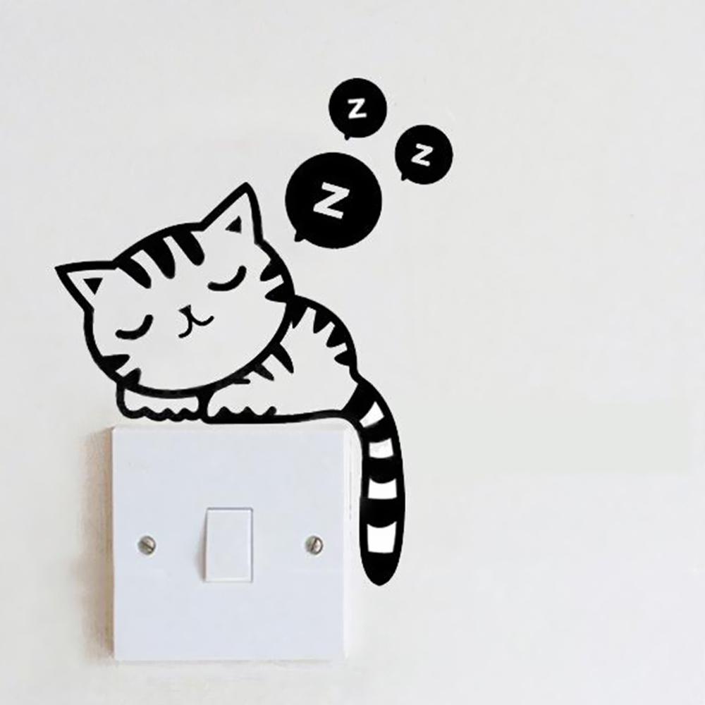HTB1sotWeQfb uJkSnhJq6zdDVXa9 - DIY Cute Cat Panda Switch Sticker